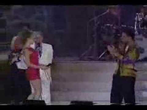 Thalia & Luis Miguel