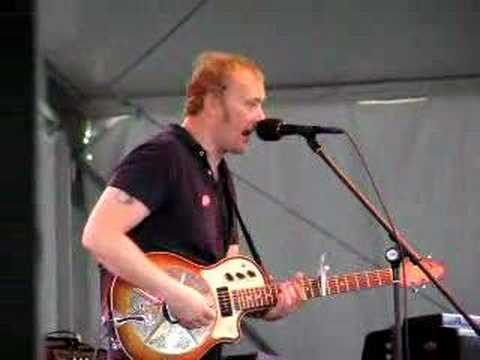 Mike Doughty - I Hear the Bells (Bonnaroo 2006)