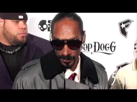 Snoop Dogg Malice `n` Wonderland Release Party