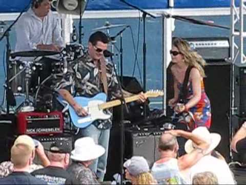 Trampled Under Foot & Mike Zito & Samantha Fish