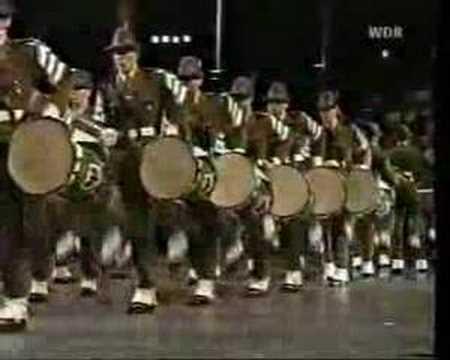 Fanfara Tridentina - Berlin 1999