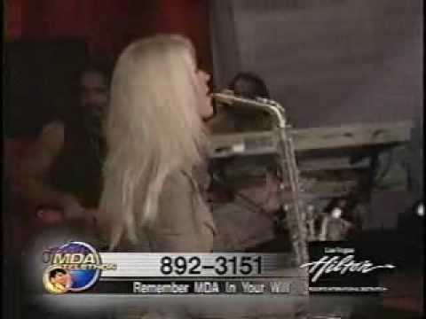 Mindi Abair performs The Joint, Live from Las Vegas, Nevada