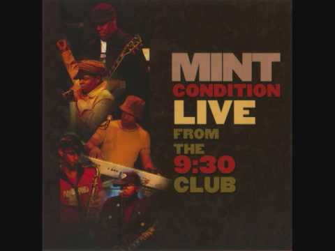 Mint Condition - Breakin` My Heart (Pretty Brown Eyes) [Live Version]