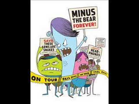Minus the Bear - Monkey!!! Knife!!! Fight!!!!