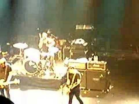 Clip of Against Me! - Don`t Lose Touch @ the Orpheum Theater