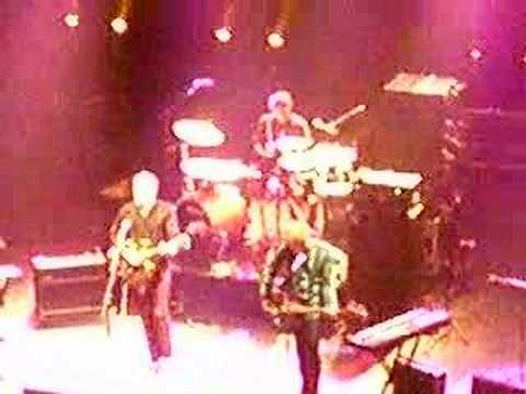 Clip of Spoon -You Got Yr. Cherry Bomb @ the Orpheum Theater