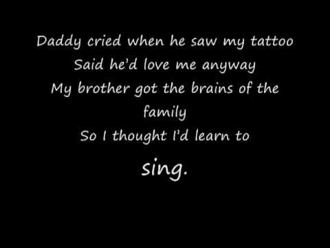 Miranda Lambert-Heart Like Mine (lyrics)