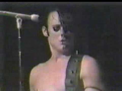 MISFITS - 1981 - Live Glenn Danzig