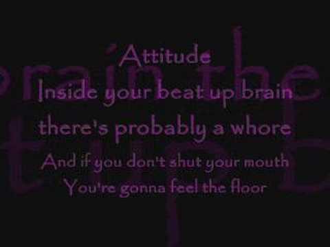The Misfits-Attitude