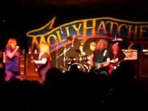 Molly Hatchet - Whiskey Man LIVE in Titusville
