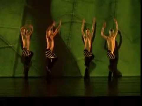 MOMIX - Bothanica (promo video).