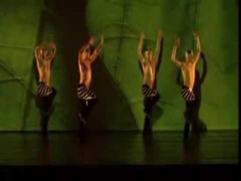 MOMIX - Bothanica (promo video).