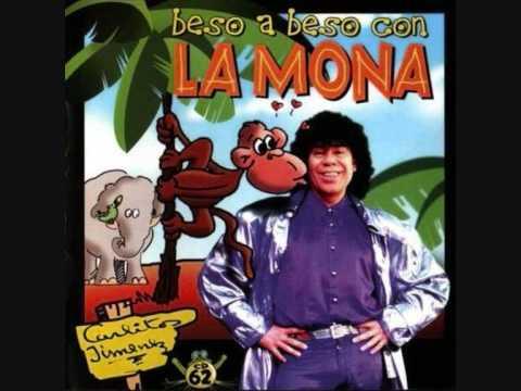 La Mona Jim�nez - Beso a Beso