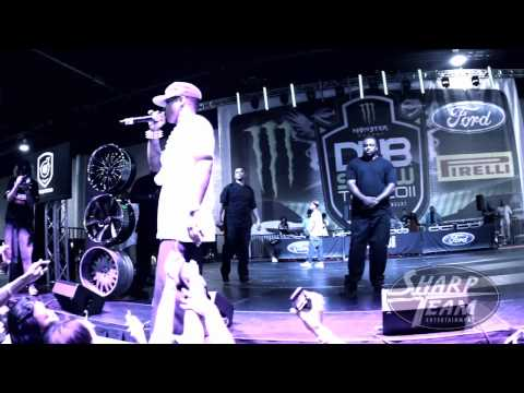 Plies - DUB Car Show Tour 2011