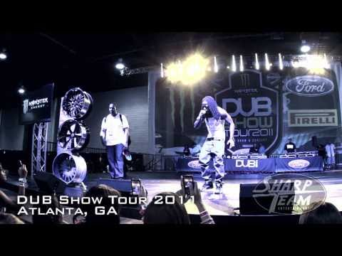 Ace Hood - Hustle Hard - DUB Car Show Tour 2011