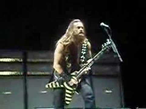 Zakk Wylde solo - Ozzy (Monsters of Rock 2007)