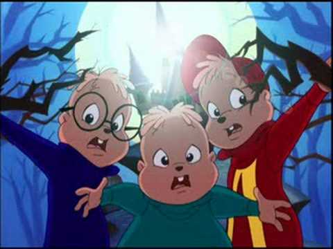 Alvin and the Chipmunks - Monsters Out In You