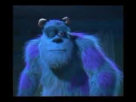 Monsters Inc Music Video
