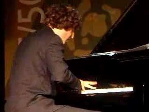 Benny Green`s Killer Solo - Monterey Jazz Festival 2007
