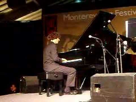 """Benny`s Tune"" - Piano Solo - Monterey Jazz Fest"