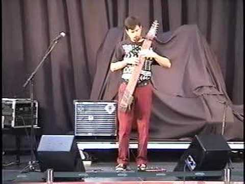 "Chapman Stick - Greg Howard - ""Guitarresque"" Montreal Jazz Festival"