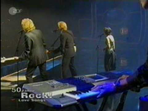 The Moody Blues - Nights in white satin / German TV show 2004