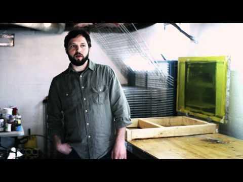 Moog visits Subject Matter Studio