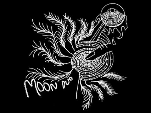 Moon Duo - In the Trees