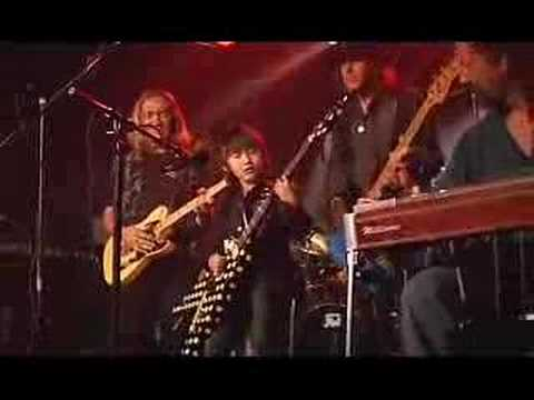 Yuto Miyazawa plays with Moonalice: Crossroads