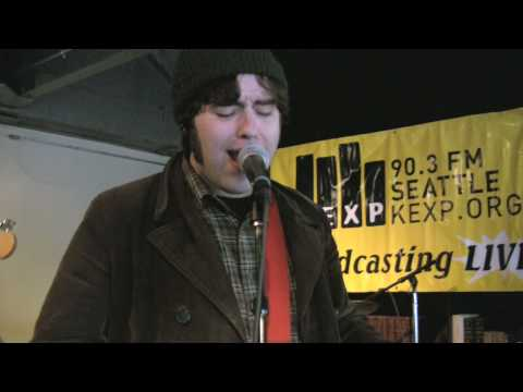 The Moondoggies - It`s Hard to Love Someone (Live on KEXP)