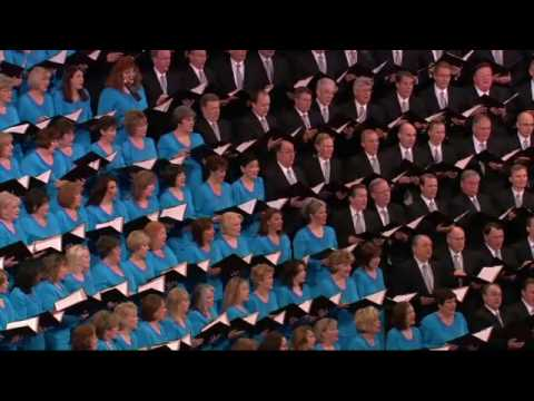 "Mormon Tabernacle Choir ""O My Father"""