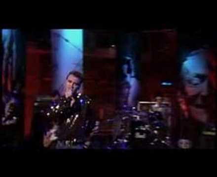 Morrissey Suedehead (live on Later with Jools Holland)