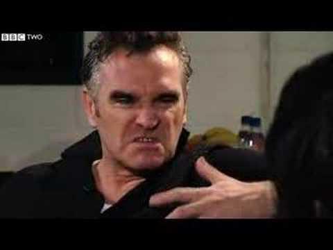 Morrissey Interview - BBC Culture Show