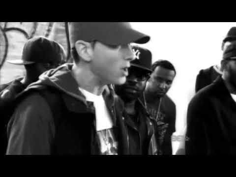 Eminem, Mos Def, Black Thought & DJ Premier - Cypher 3 (Live 2009 BET Hip-Hop Awards)