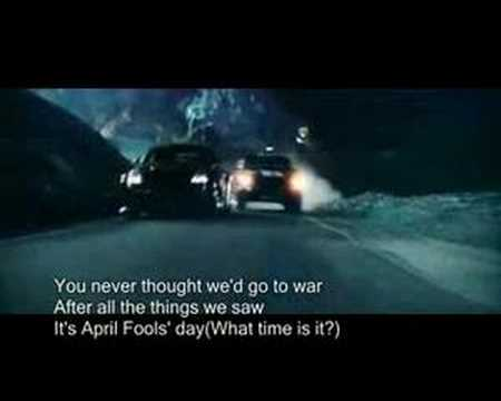 Tokyo Drift-Six Days-Soundtrack-subtitle-english