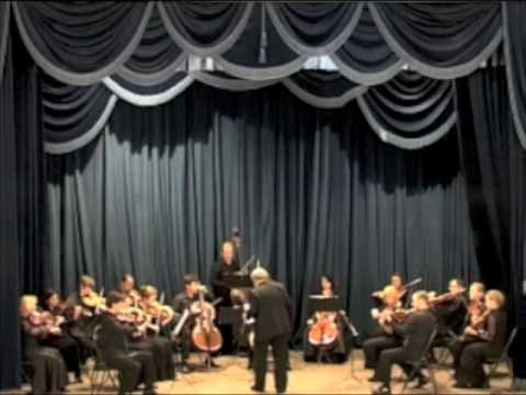 Chamber Orchestra Kremlin / Rachlevsky. Jay GREENBERG - Four Scenes, 3rd movement (of 4)