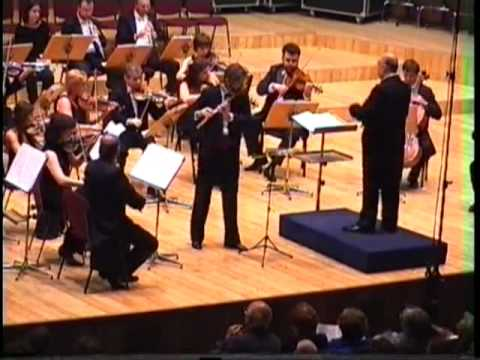WA Mozart - K. 313 for Flute and Orchestra - mvt. 1