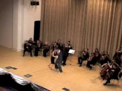 Chamber Orchestra Kremlin / M. Rachlevsky - Carlos Gardel, Por Una Cabeza