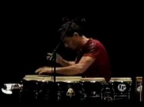 "Percussionist Frank Colon-Symphony ""Adoración al Ritmo""-Parts 1 & 2"