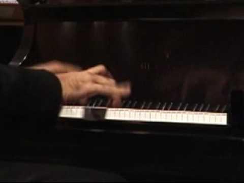 Claudio Dauelsberg - Bach Concerto in D minor
