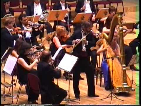 WA Mozart - K. 299 for Flute, Harp and Orchestra - mvt. 1