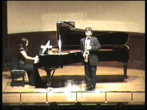 "Famous Halls:Kerkezos-Ravel ""Habanera"" in London (encore)."