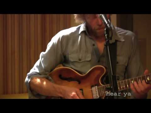 "The Mother Hips - ""Pacific Dust"" - HearYa Live Session 11/20/09"