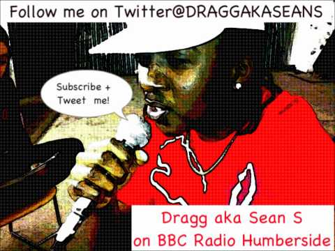 Dragg aka Sean S on BBC Radio Humberside - Part 1