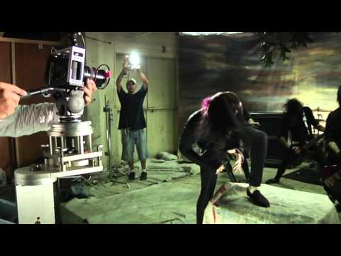 "Motionless In White - Behind The Scenes of ""Abigail"" Music Video"