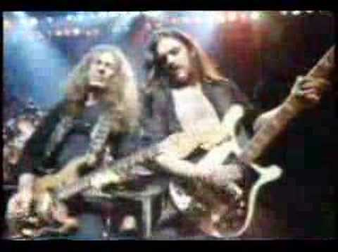 Motorhead-Iron Fist