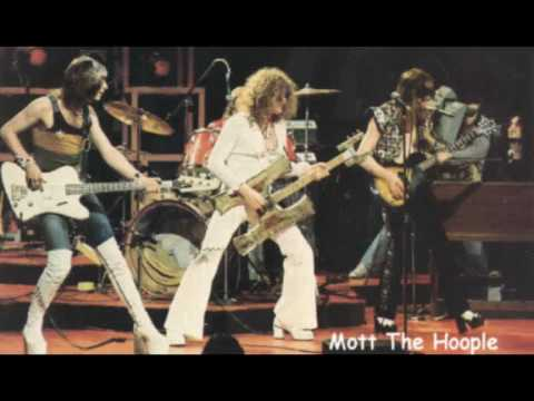 Mott The Hoople - Foxy Foxy (1974)