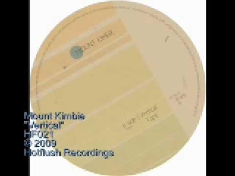 Mount Kimbie - Vertical - HF021
