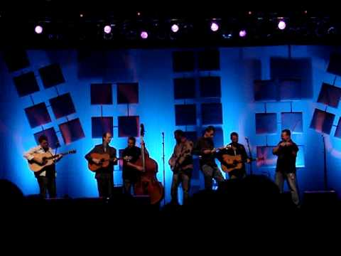 Freeborn Man - Tony Rice and Mountain Heart at IBMA 2008.