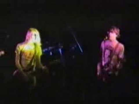 Mudhoney - Touch Me I`m Sick - Live 1991